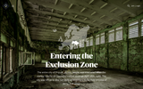 Entering the Exclusion Zone