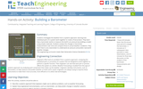 Building a Barometer