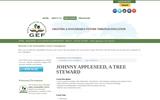 Johnny Appleseed, A Tree Steward