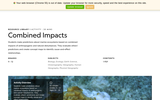 Combined Impacts