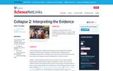 Collapse 2:  Interpreting Evidence