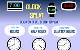 Clock Splat