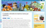 5 Ciudades Coloniales de America Latina que Enamoran