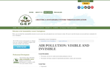 Air Pollution: Visible and Invisible