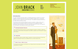 John Brack Education Resource