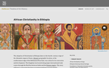 African Christianity in Ethiopia