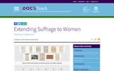 Extending Suffrage to Women: Finding a Sequence