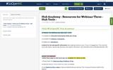 Hub Academy - Resources for Webinar Three - Hub Tools -