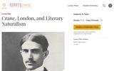 Crane, London, and Literary Naturalism