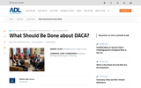 What Should Be Done About DACA?