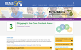Blogging in the Core Content Areas