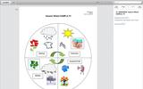Exploring Seasonal Change: Season Wheel Sample Pi
