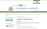 Mapping the Impact