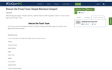 Rescue the Tsum Tsum: Simple Machine Catapult