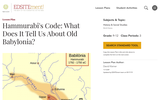 Hammurabi's Code: What Does It Tell Us About Old Babylonia?