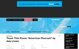 "Teach This Poem: ""American Pharoah"" by Ada Limon"