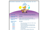 Lesson 5: Modeling Energy Efficiency