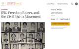 JFK, Freedom Riders and the Civil Rights Movement