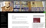 Analisis Metrico I. La Silaba