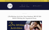 2 PreWriting Activities Your Students Must Do Before Writing the Argument Essay