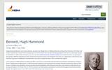 Bennett, Hugh Hammond