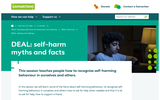 Self Harm Myths and Facts