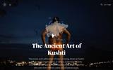 The Ancient Art of Kushti