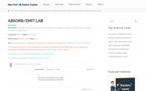 Absorb/Emit Lab