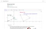 Geogbra Measuring Tool