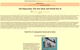 The Depression, The New Deal, and World War II