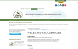 Deep Subjects - Wells and Groundwater
