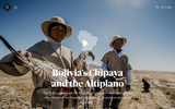 Bolivia's Chipaya and the Altiplano