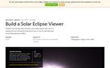 Build a Solar Eclipse Viewer