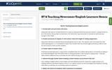 BT & Teaching Newcomer/English Learners Remix