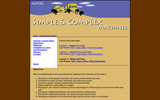 Simple & Complex Machines - Wheel and Axle (Teacher Lesson Plan Pages)