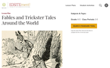 Fables and Trickster Tales Around the World