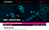 Book 1, Birth of Rock. Chapter 3, Lesson 1:  the Birth of the Electric Guitar