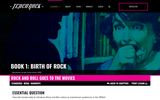 Book 1, Birth of Rock. Chapter 10, Lesson 4: Rock and Roll Goes To the Movies