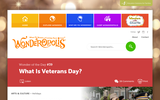 What is Veteran's Day?