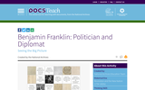Benjamin Franklin: Politician and Diplomat