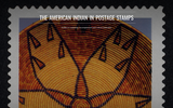 The American Indian in Postage Stamps