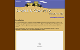 Simple & Complex Machines - Wedge and Lever (Teacher Lesson Plan Pages)