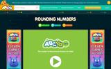 ABCya Soccer Math Game Rounding