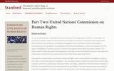 Civil Rights or Human Rights? Part Two: United Nations' Commission on Human Rights