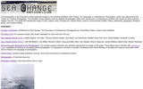 Sea Change: The Seascape in Contemporary Photography: Educator's Guide