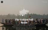 The Golden Full Moon