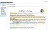 Unit 2: Biomolecules