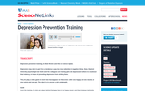 Depression Prevention Training