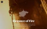 Elegance of Fire