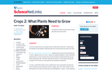 Crops 2: What Plants Need to Grow